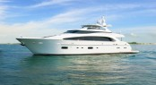 Third RP110 superyacht Paradise by Horizon Yachts