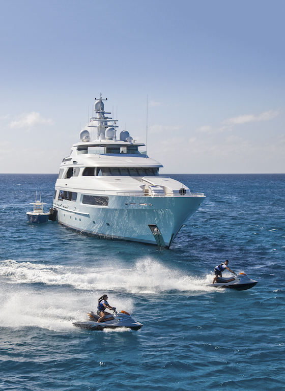 VICTORIA DEL MAR yacht - Photo Jim Raycroft