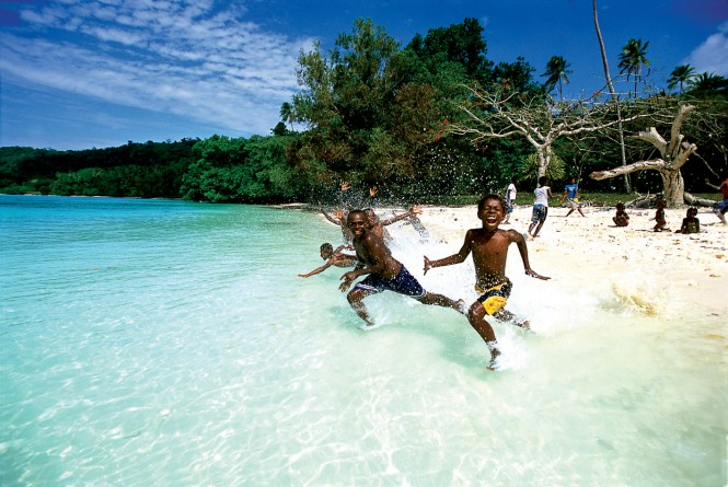 Vanuatu - a breath-taking South Pacific yacht holiday destination