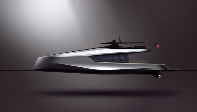 new 115 power catamaran concept by jfa yachts peugeot design lab yacht charter superyacht. Black Bedroom Furniture Sets. Home Design Ideas