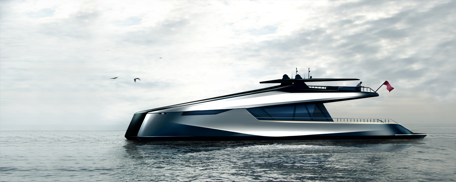 115 39 jfa and peugeot design lab superyacht concept side view yacht charter superyacht news. Black Bedroom Furniture Sets. Home Design Ideas