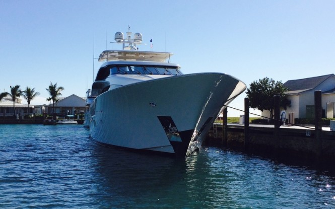 125' Northcoast superyacht Fugitive