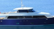 28m super yacht Project Nimir (hull 45) by Aegean Yacht