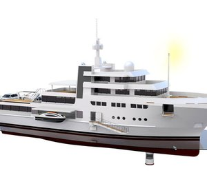 65m Fassmer Explorer Yacht Equipment from Helipad to Underwater Lift