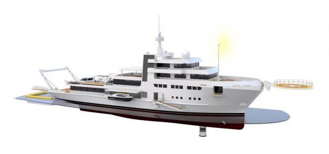 65m Fassmer Explorer Yacht