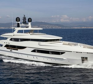 Luxury yacht builder Baglietto today – a bespoke Italian leadership