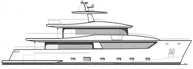 CdM Air 108 Yacht - Profile