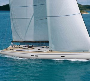 Sale of sailing yacht SWAN 95 S announced by Nautor's Swan