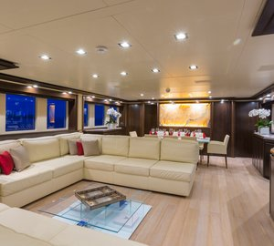 Escape to the Western Mediterranean aboard charter yacht Gatsby