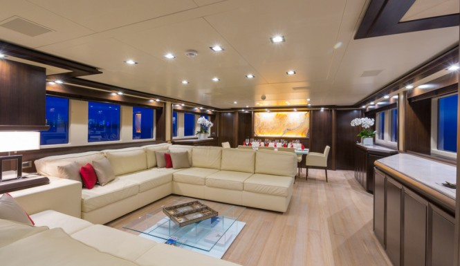 GATSBY superyacht - Interior