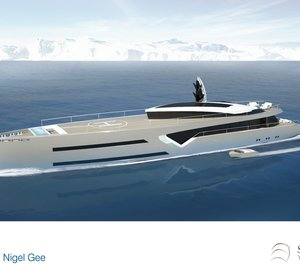 Latest 60m explorer motor yacht EXCALIBUR concept unveiled by Sigmund Yacht Design