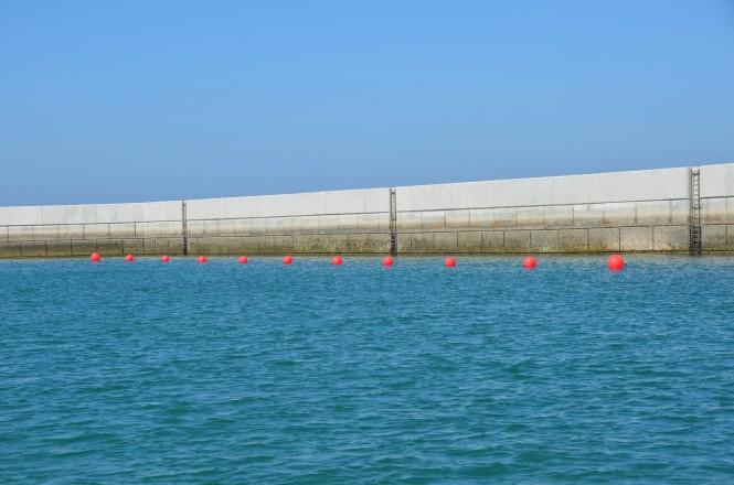Long-line in Almouj Marina