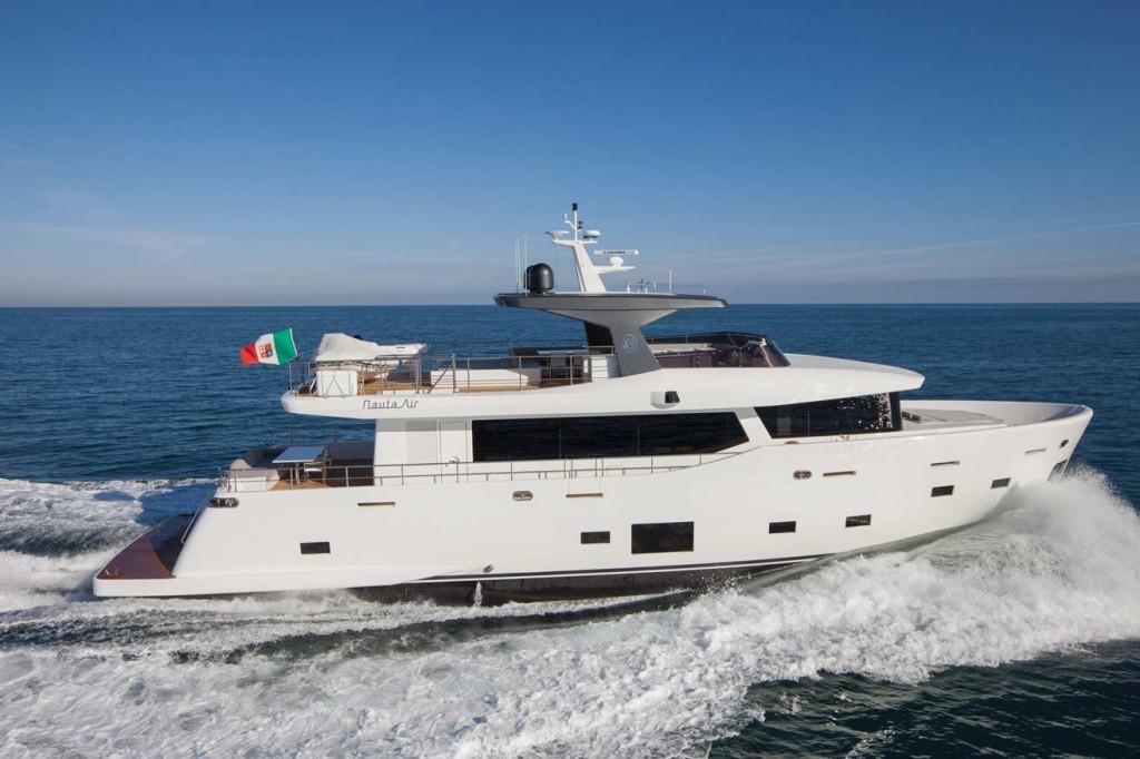 Luxury Motor Yacht Noga By Cdm Yacht Charter