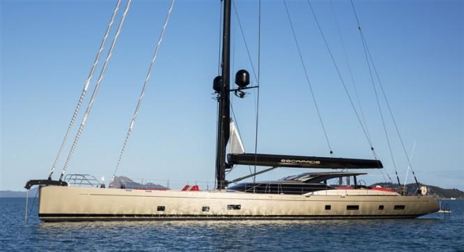Luxury superyacht Escapade - Photo by Andrea Francolini