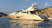 Luxury superyacht Ornella (ex Jade Mary) with interior design by Luxury Projects