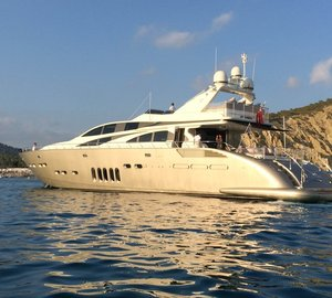Luxury Projects shortlisted for IY&A Award 2015 with motor yacht ORNELLA