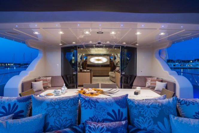 Luxury yacht Ornella - Exterior