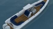 New Scorpion Serket 1080 superyacht tender