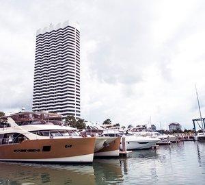 Ocean Marina Pattaya Boat Show 2014 a Resounding Success