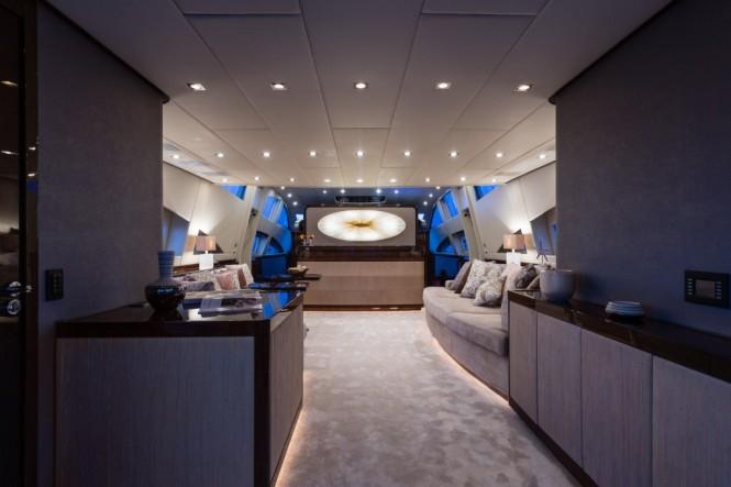 Ornella Yacht - Interior