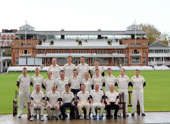 Pendennis at Lord's