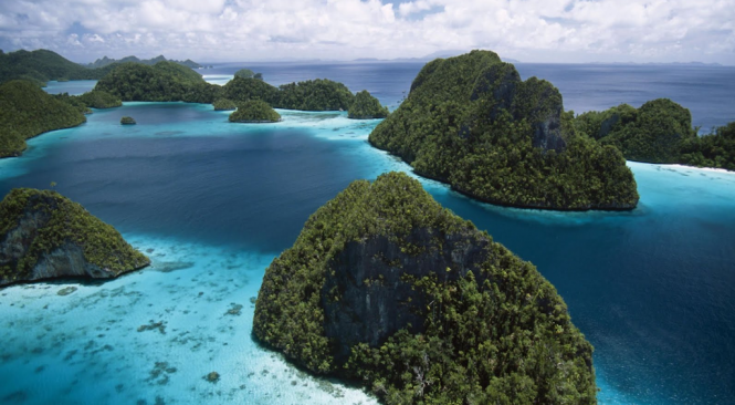 Raja Ampat Yacht Charters in Indonesia