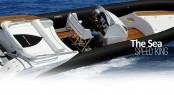 Sea King 939 Bora superyacht tender