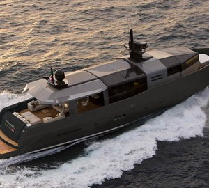 Successful US premiere of motor yacht Arcadia 85 US Edition (hull #8) by Arcadia Yachts
