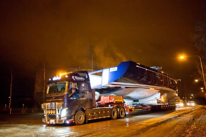 Swan 115-002 Yacht - Photos by Karolina Isaksson, bildbolaget Du & Vi.