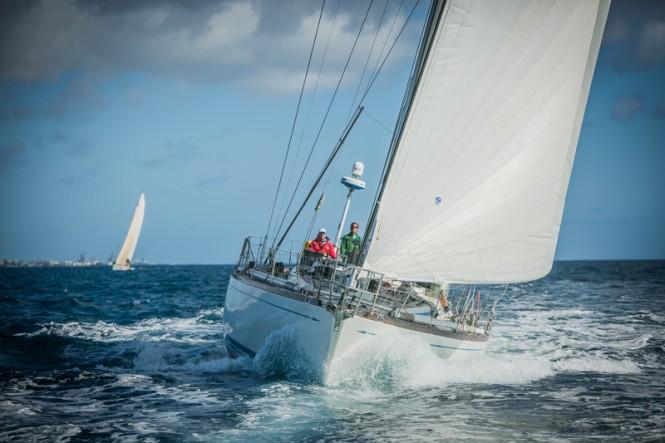 Swan 68 yacht Yacana © Puerto Calero James Mitchell