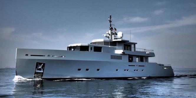 Tansu superyacht So' Mar