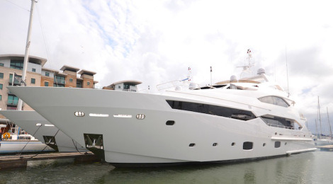 The sale of this Sunseeker 40 Metre Yacht was completed by Sunseeker Poole in July, the same time as the Sunseeker South Coast offices confirmed the sale of 3 Sunseeker Portofino 40s