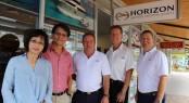 Two New Directors for Horizon Motor Yachts Australia