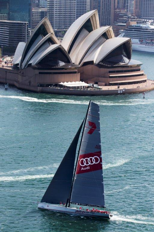 Wild Oats XI Yacht - Photo Credit to Andrea Francolini