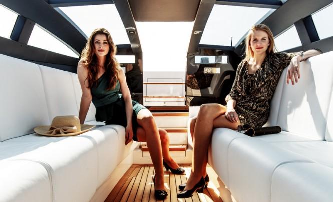 Younique Yachts' TT 73m motor yacht YALLA - Interior