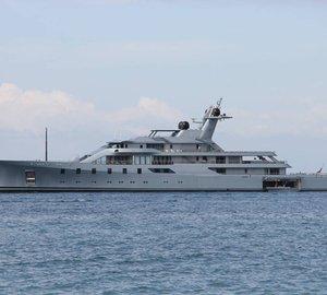 Photo of 85m Lurssen motor yacht PACIFIC (ex Josi)