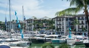 A record display and visitor turnout at this years Phuket International Boat Show.