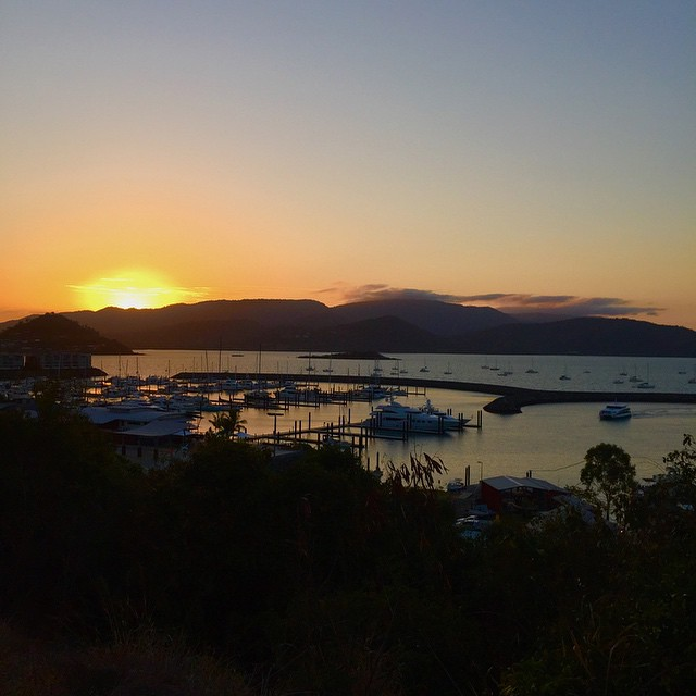 Abell Point Marina - a beautiful Whitsundays Island yacht holiday destination - Image credit to Abell Point Marina