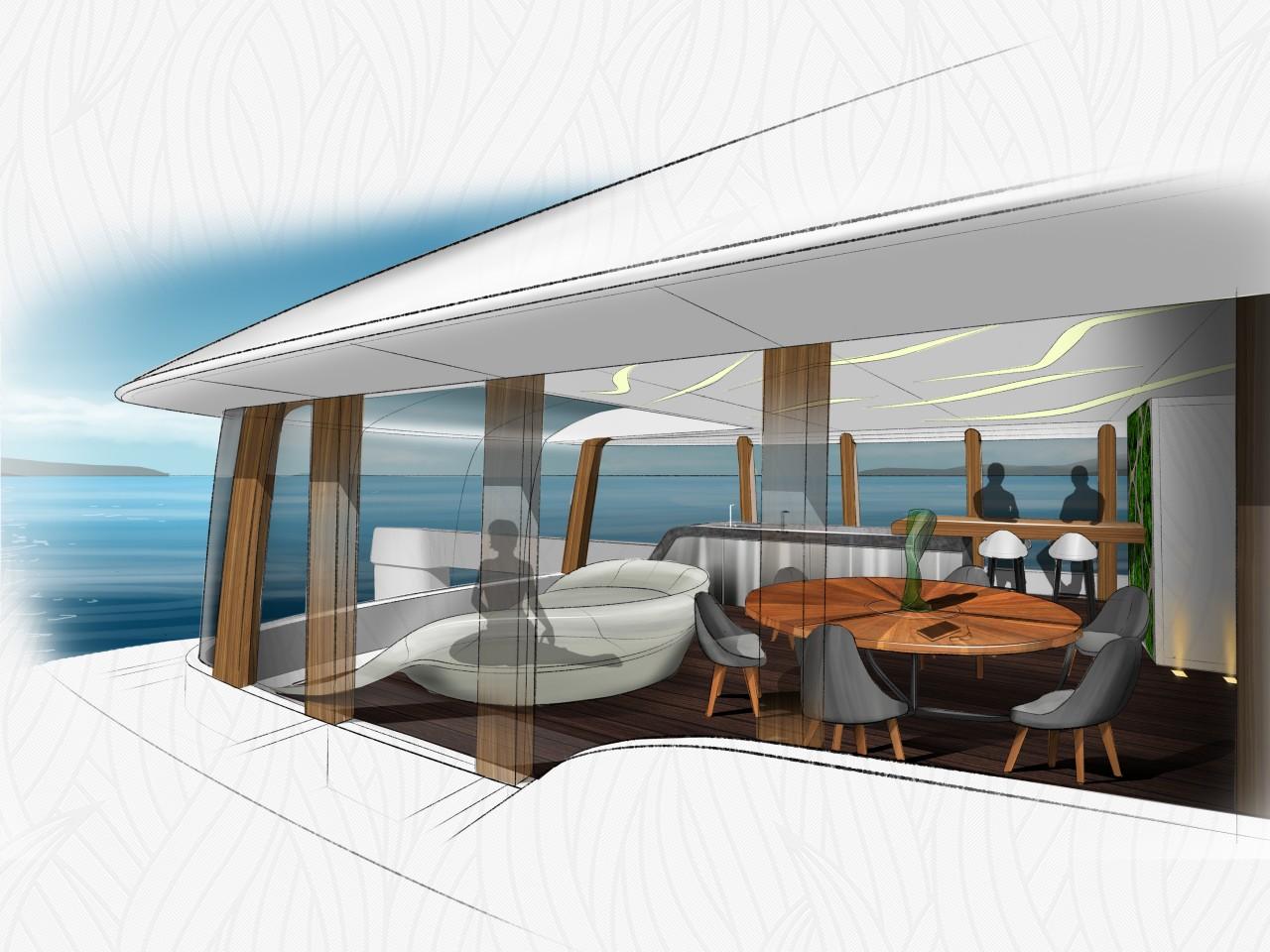casa yacht concept yacht charter superyacht news