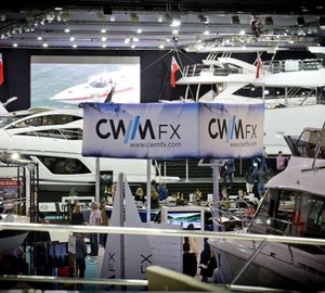 A very successful CWM FX London Boat Show 2015