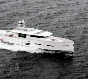 Motor Boat Award 2015 for Delta motor yacht 88 IPS