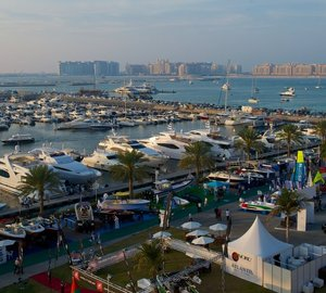 Dubai International Boat Show 2015, March 3 - 7