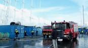 Fire drill at STP Shipyard Palma