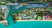 IGY's Rodney Bay Marina - a beautiful St. Lucia yacht rental destination