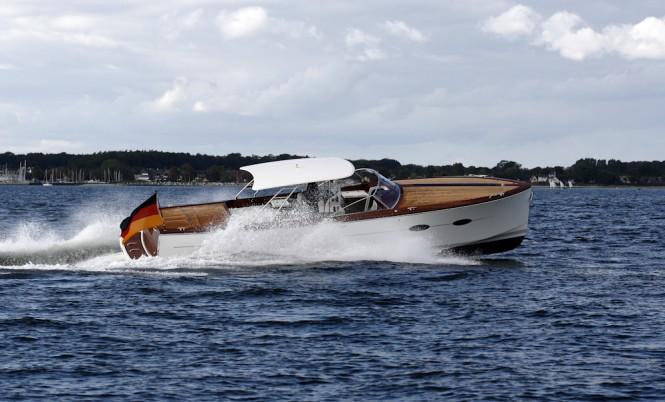 Knierim Runabout 36 superyacht tender