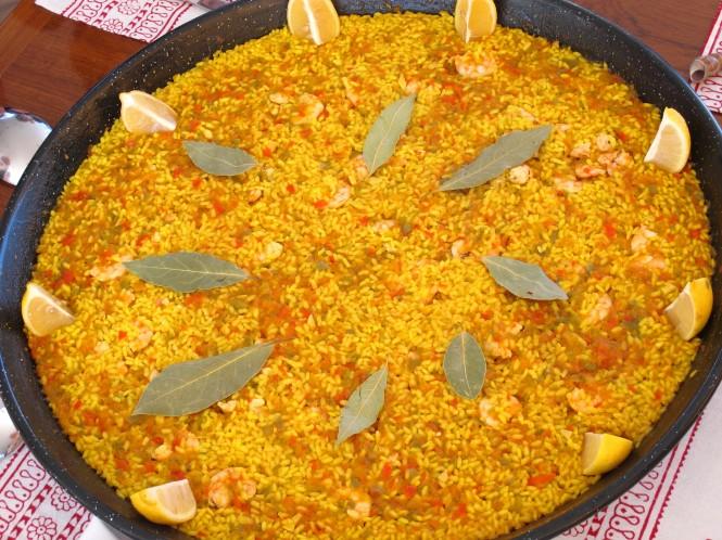 LIR - Natalia's Seafood Paella