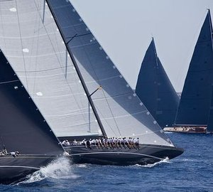 J Class yachts to compete in 2015 Royal Yacht Squadron Bicentenary International Regatta