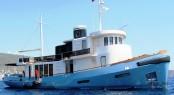 Luxury motor yacht Le Lutteur by Cobra Yacht