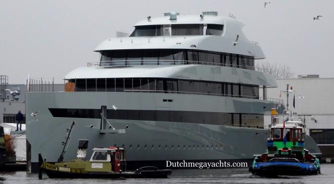 Luxury motor yacht SAVANNAH