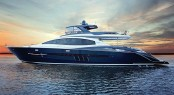 Luxury yacht ALGORYTHM